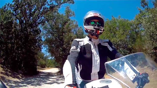 majes en moto recomienda octanomotor